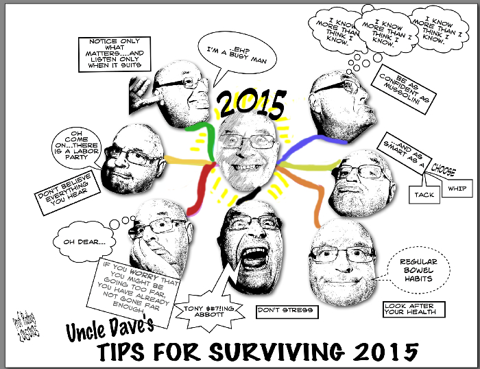 Surviving 2015